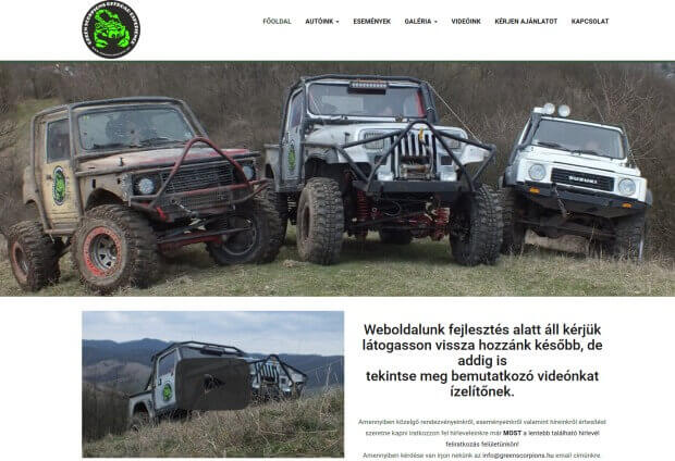 Greenscorpions Offroad Experience